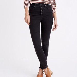 "10"" High-Rise Skinny Jeans in Berkeley"